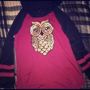 Owl 🦉 Hoodie 👚🌞